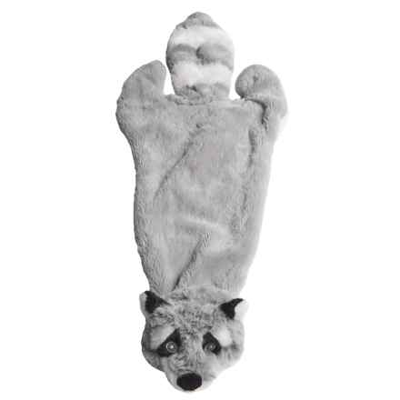 Best Pet 2-in-1 Fun Skin Dog Toy - Stuffing-Free- Large in Raccoon - Closeouts