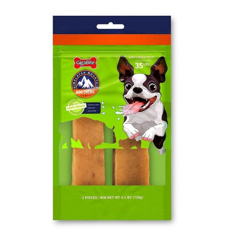 Best Pet Himalayan Mountain Dog Chews - 2-Pack in See Photo