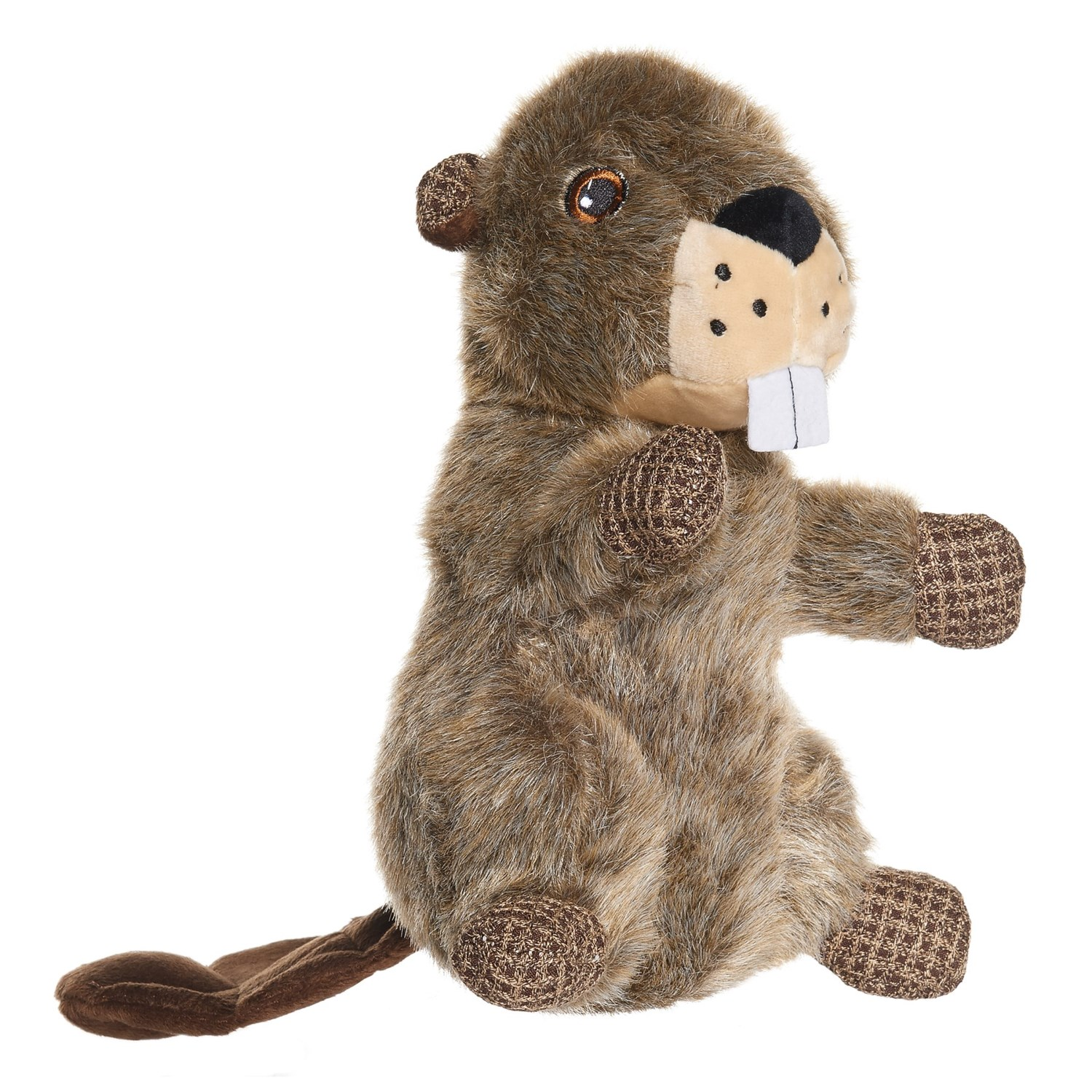 Best Pet Woodland Critters Beaver Dog Toy Save 50%