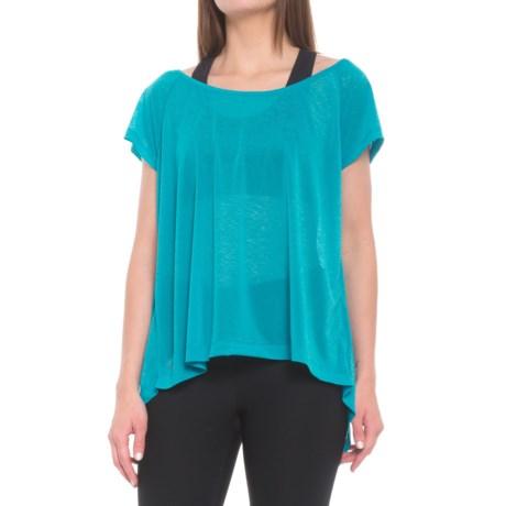Image of Beth Shirt - Scoop Neck, Short Sleeve (For Women)