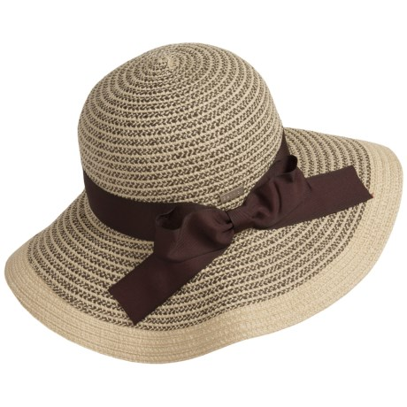 Betmar  Freesia Floppy Sun Hat