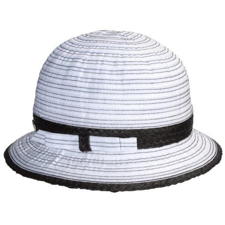 Betmar Miami Heat Lincoln Road Hat (For Women) in White
