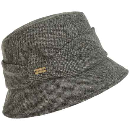 Betmar Nell Bucket Hat (For Women) in Black - Closeouts