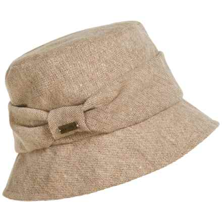 Betmar Nell Bucket Hat (For Women) in Camel - Closeouts