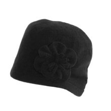 Betmar Wool Skull Cap (For Women) in Black - Closeouts