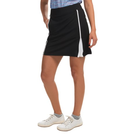 Bette and Court Ashley Skirt Built In Shorts (For Women)