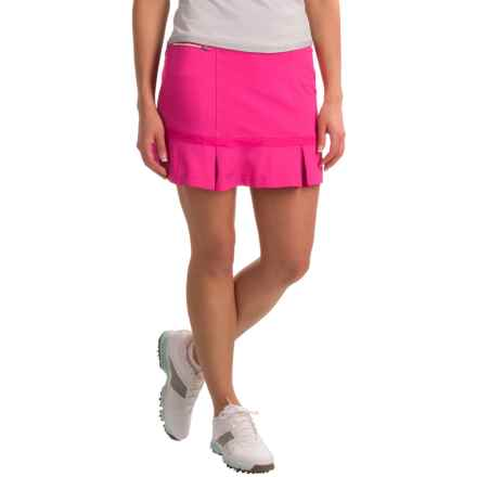 Bette & Court Cool Elements Twist Skort (For Women) in Hot Pink - Closeouts