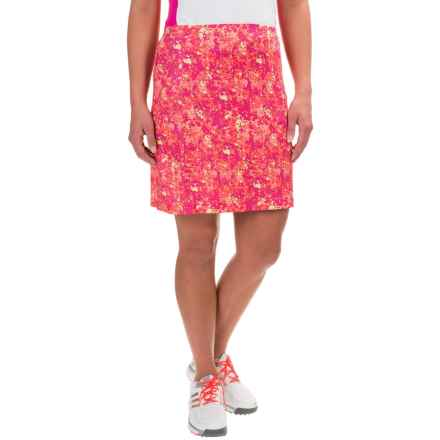 Bette & Court Essence Skort (For Women) in Coral - Closeouts