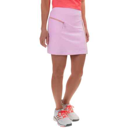 Bette & Court Racer Skort - UPF 50 (For Women) in Lavender - Closeouts