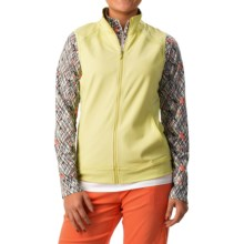 Bette & Court Recover Hybrid Vest (For Women) in Margarita - Closeouts