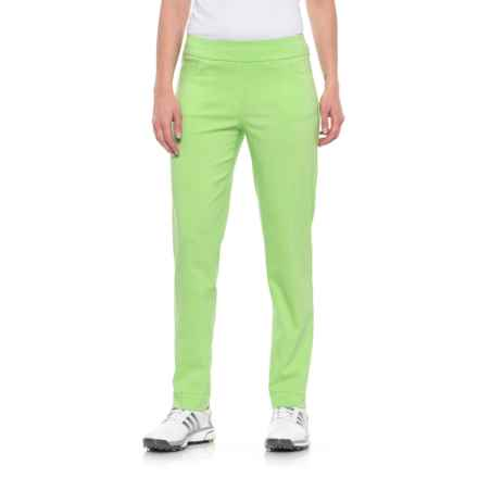 Bette & Court Slimsation Golf Ankle Pants (For Women) in Apple - Closeouts