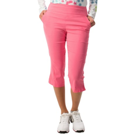 Bette and Court Smooth Fit Capris (For Women)