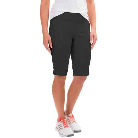 Bette & Court Smooth Fit Shorts (For Women) in Black - Closeouts