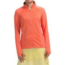 Bette & Court Stride Jacket (For Women) in Mandarin Twist - Closeouts