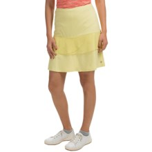 Bette & Court Swing Skirt - UPF 30+, Built-in Shorts (For Women) in Margarita - Closeouts