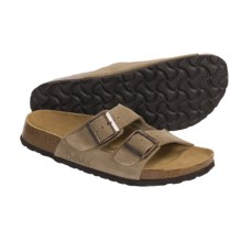 Betula by Birkenstock Boogie Sandals - Suede (For Men and Women) in Taupe - Closeouts
