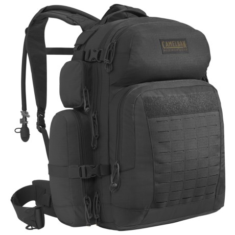 Image of B.F.M. 46L Hydration Pack and Cargo Backpack - 100 fl. oz.