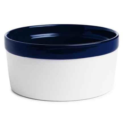 BIA Cordon Bleu Porcelain Souffle - 1 qt. in Cobalt - Closeouts