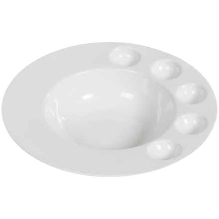 BIA Cordon Bleu Porcelain Tasting Bowl in White - Closeouts