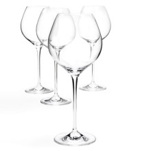 BIA Cordon Bleu Sophia Burgundy Glasses - Set of 4 in See Photo - Closeouts