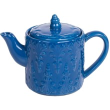 BIA Cordon Bleu Teapot in Blue - Closeouts