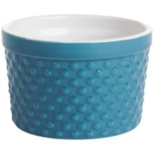BIA Cordon Bleu Textured Ramekin in Neptune Dot - Closeouts