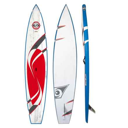 """BIC Sport 12'6"""" C-Tec Tacer X Stand-Up Paddle Board in Blue - Closeouts"""