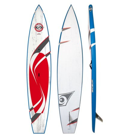 """BIC Sport 12'6"""" C-Tec Tacer X Stand-Up Paddle Board in Blue"""