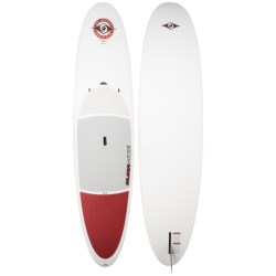 "BIC Sport Dura Tec 11'4"" SUP with 170-210 Fiber Polycarbonate Paddle in See Photo"