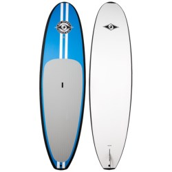 BIC Sport Soft 11' SUP with 170-210 Fiber Polycarbonate Paddle in See Photo