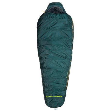 Big Agnes 0&degF Benchmark Sleeping Bag Long