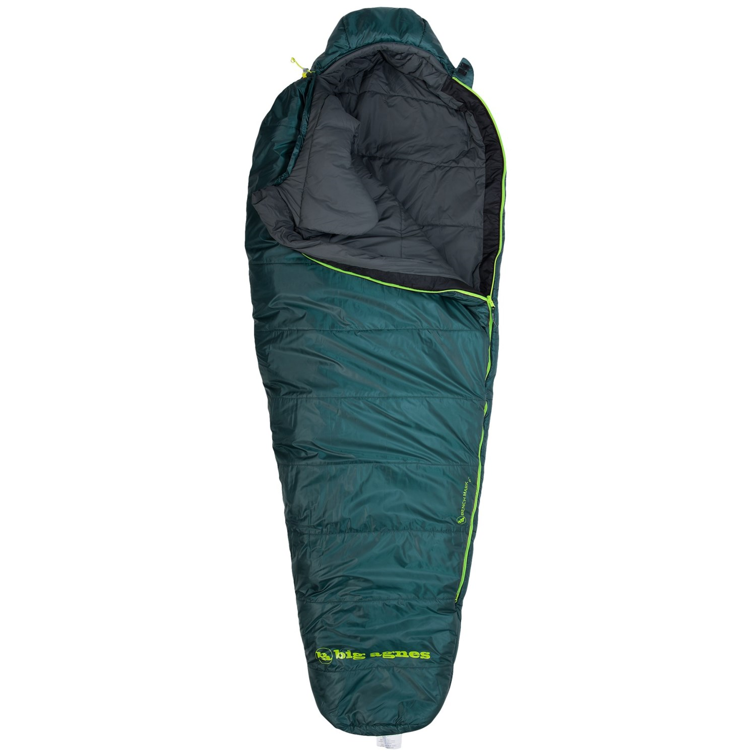 Big Agnes 0°F Benchmark Sleeping Bag - Mummy - Save 34%