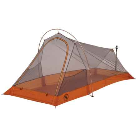 Big Agnes Bitter Springs UL 1 Tent with Footprint - 1-Person, 3-Season in See Photo - Closeouts
