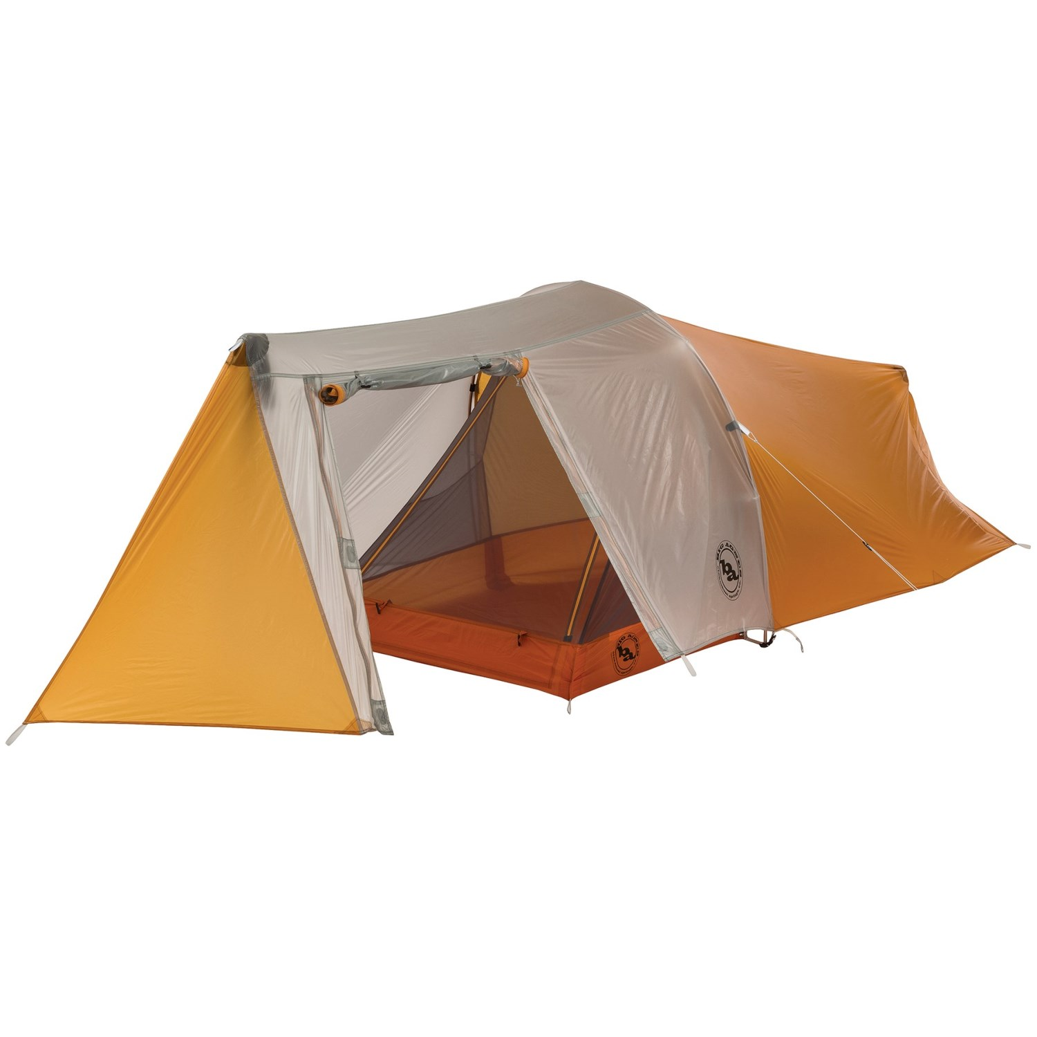 Big Agnes Bitter Springs UL 1 Tent with Footprint - 1-Person 3-Season  sc 1 st  Sierra Trading Post & Big Agnes Bitter Springs UL 1 Tent with Footprint - 1-Person 3 ...