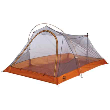 Big Agnes Bitter Springs UL 2 Tent with Footprint - 2-Person, 3-Season in See Photo - Closeouts