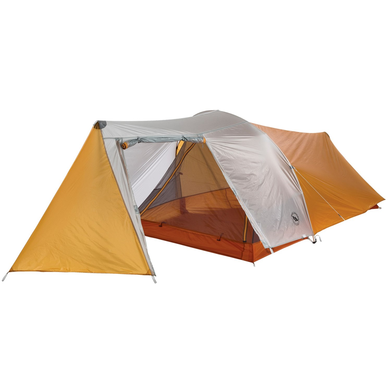 Big Agnes Bitter Springs UL 2 Tent with Footprint - 2-Person 3-Season  sc 1 st  Sierra Trading Post : 2 person tent with vestibule - memphite.com