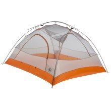 Big Agnes Copper Spur UL 4 Tent - 4-Person, 3-Season in Cool Grey/Terra Cotta - Closeouts