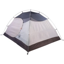 Big Agnes Fairview 3 Tent with Footprint - 3-Person, 3-Season in Yellow/Grey - Closeouts