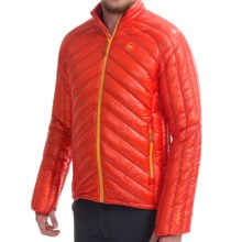 Big Agnes Meaden Down Jacket - 850 Fill Power (For Men) in Orange/Orange - Closeouts