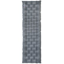 Big Agnes Q-Core Insulated Sleeping Pad - Inflatable, Long in Silver/Gray - Closeouts