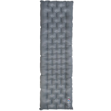 Big Agnes Q Core Insulated Sleeping Pad Inflatable, Petite