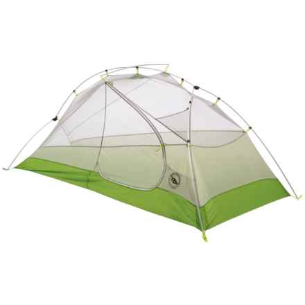 Big Agnes Rattlesnake SL 1 mtnGLO Tent - 1-Person, 3-Season in See Photo - 2nds
