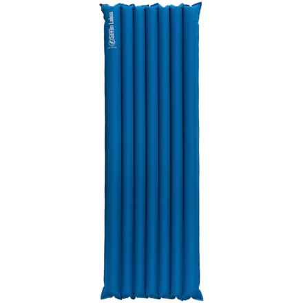 Big Agnes Seven Lakes Sleeping Pad - Inflatable, Insulated in Blue - Closeouts