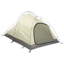 Big Agnes String Ridge 2 Tent with Footprint - 2-Person, 4-Season in Rust/Charcoal - Closeouts