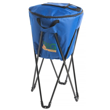Big Backyard Portable Party Cooler in Blue