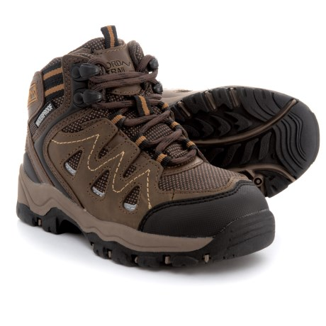 Big Bear High Hiking Boots - Waterproof (For Boys)