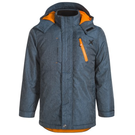 Big Chill Board Ski Jacket - Insulated (For Little Boys) in Blue Jean