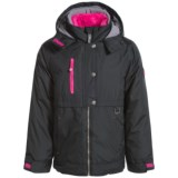 Big Chill Heavyweight Jacket - Insulated (For Little Girls)