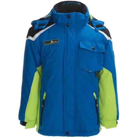 Big Chill Hooded Systems Jacket - 3-in-1, Insulated (For Big Boys) in Nautica - Closeouts