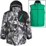 Big Chill System Jacket - 3-in-1, Insulated (For Little Boys)